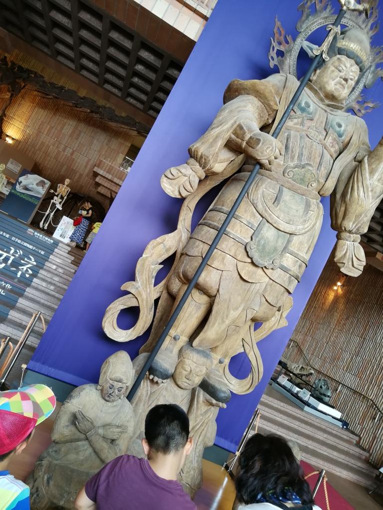 岩手県立博物館へ行ってきた!その1。